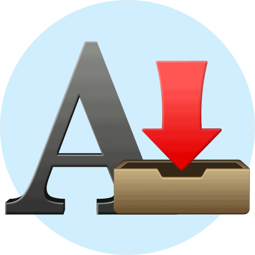 Fonts Icons 3